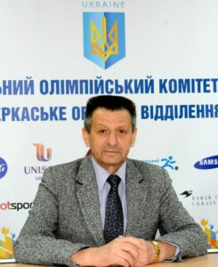 Урста Іван Степанович, Відповідальний секретар НОК в Черкаській області, суддя національної категорії з гандболу