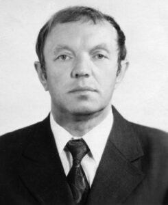 Федотов О.Є., старший викладач (1980-1981 роки)