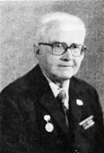 Лябчук Б.В., Заслужений тренер УРСР (1978-1979 роки)